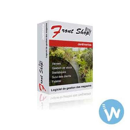 Frontshop - Jardinerie - Logiciel de caisse