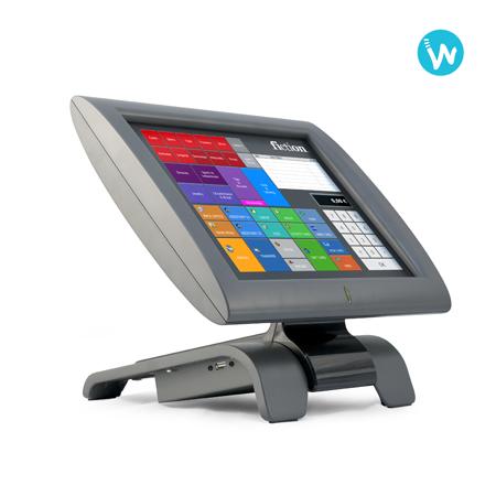 Caisse enregistreuse tactile AURES ELIOS 4 - Termnial point de vente