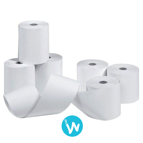 50 bobines papier 76x70