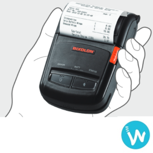 imprimante portable bixolon spp r210