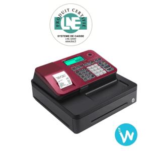 caisse enregistreuse Casio SE-S100S 02