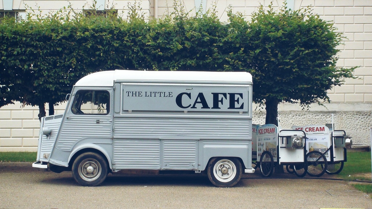 Caisse Enregistreuse Pour Food Truck